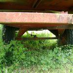 Ladewagen LW31 - unten